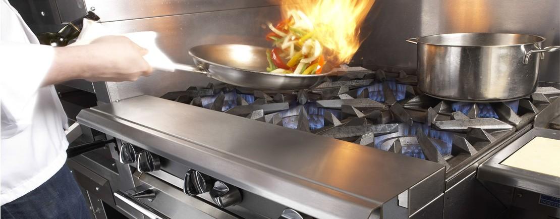 Bếp công nghiệp lamaca