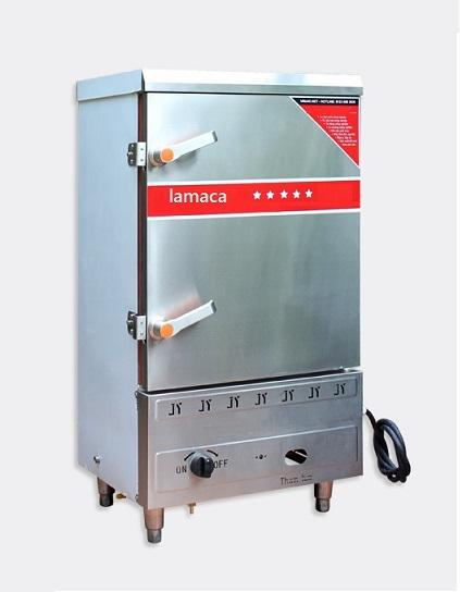 Tủ nấu cơm gas 8 khay