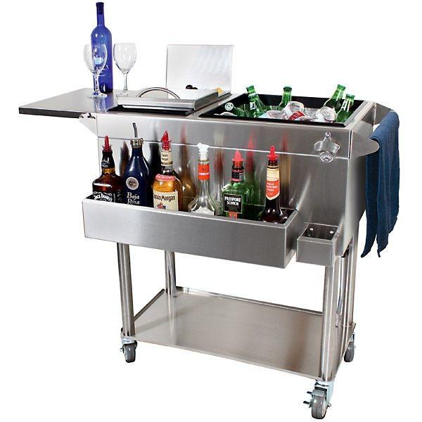 Thiết kế quầy Bar INOX