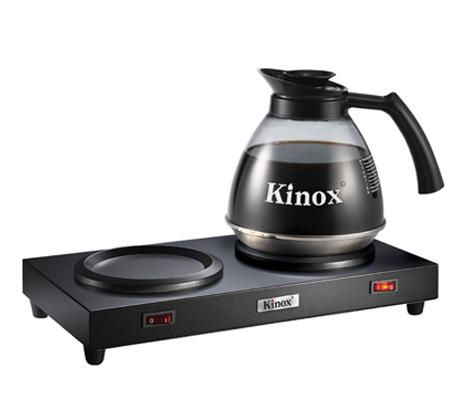 Bếp hâm nóng cà phê Kinox