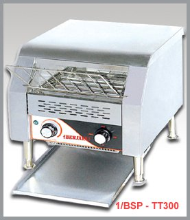 Máy nướng bánh mỳ băng tải