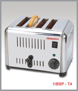 Máy nướng bánh mỳ TOASTER - BERJAYA