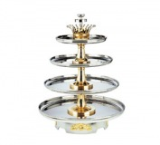 Tiers Buffet Revolving Stand