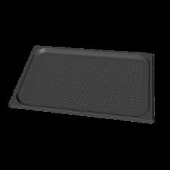UNOX GN1/1 BLACK BAKE - PERFORATED TEFLON COATED ALUMINIUM PAN TG890