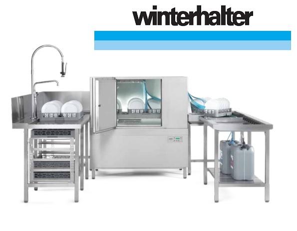 Máy rửa bát công nghiệp Winterhalter C50