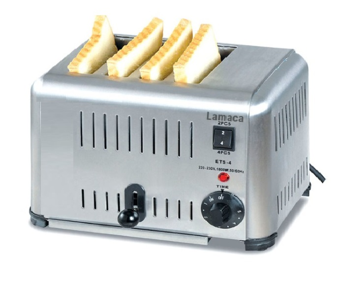 Nướng bánh mỳ Toaster ETS-4