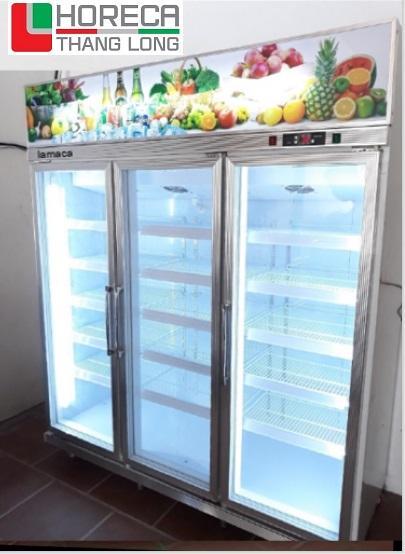 Tủ lạnh 3 cánh kính TLTB-3CS
