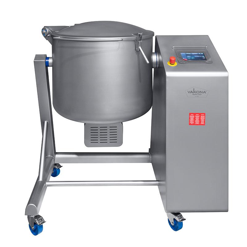 Energy saving cooling tumbler ESK 100–250 STL