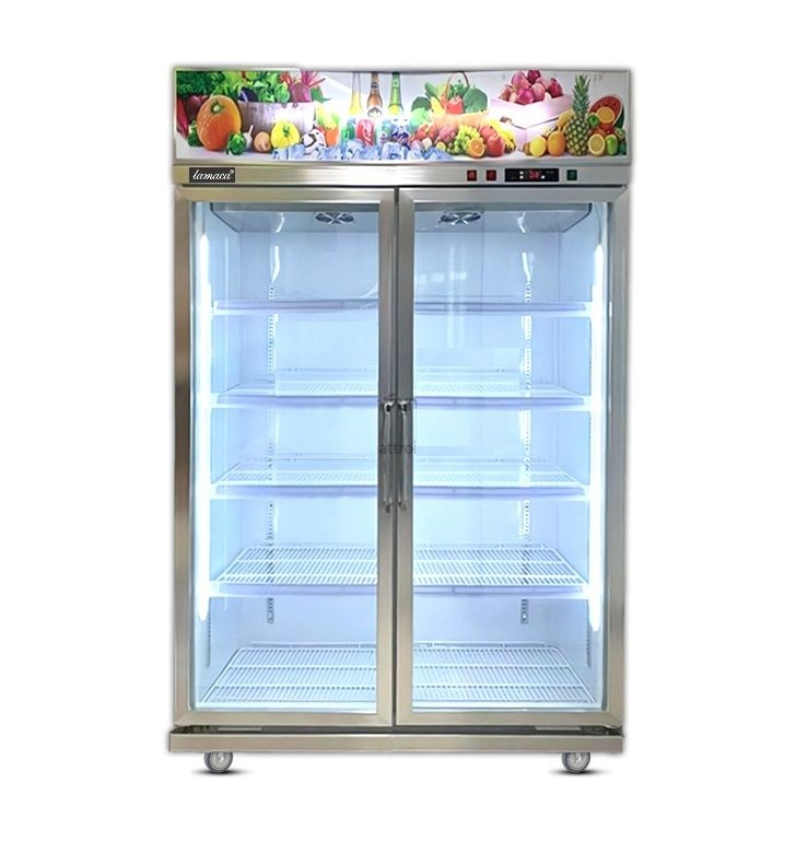 Tủ lạnh 2 cánh kính TLTB-2CS